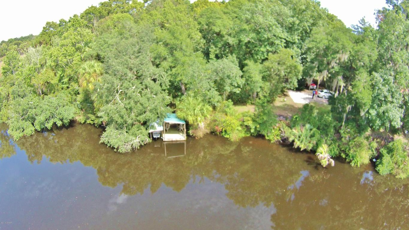 Port orange spruce creek home with acreage for Porte orange
