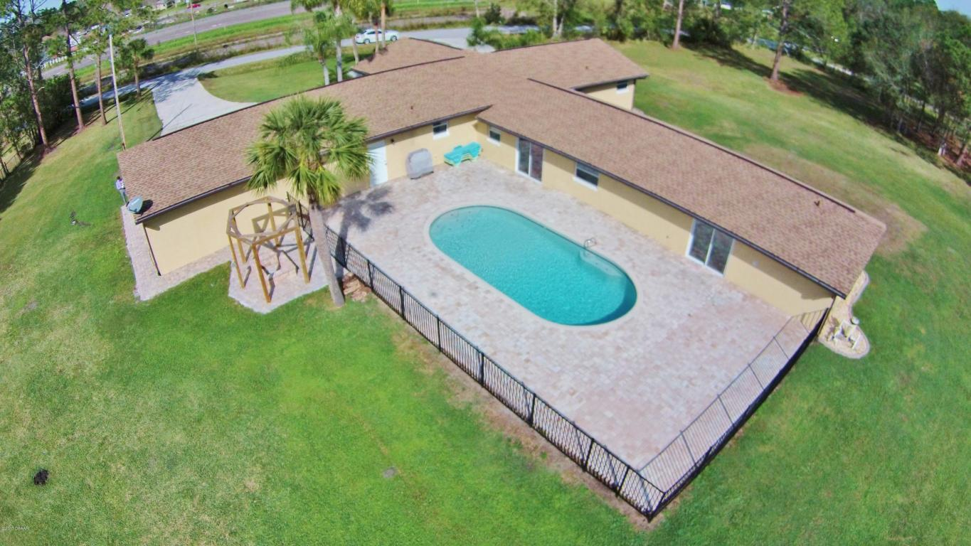 Gorgeous port orange pool home on acreage for Porte orange