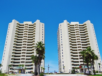 DiMucci Twin Towers Daytona Beach Shores