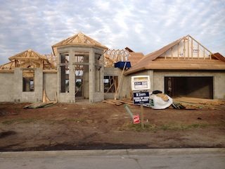Waters Edge New Home Construction