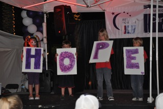 Port Orange Pavilion Relay For Life