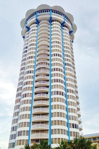 Peck Plaza Condominiums Daytona Beach Shores FL