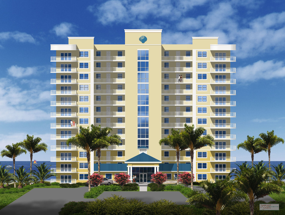 Aruba Condos Daytona Beach Shores